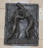 Ambito toscano (1969), Rilievo di Gesù asciugato dalla Veronica