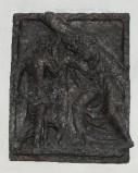 Ambito toscano (1969), Rilievo di Gesù che consola le pie donne