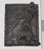 Ambito toscano (1969), Rilievo di Gesù che cade la terza volta