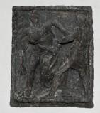 Ambito toscano (1969), Rilievo di Gesù spogliato delle vesti