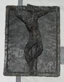 Ambito toscano (1969), Rilievo di Gesù morto in croce