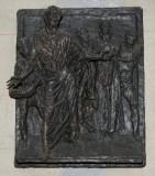 Ambito toscano (1969), Rilievo di Gesù condannato a morte