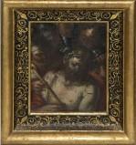 Bottega toscana sec. XVII, Cornice del dipinto di Ecce Homo