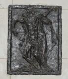 Ambito toscano (1969), Rilievo di Gesù deposto dalla croce