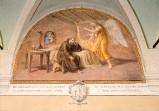 Ademollo L. (1833), Dipinto di San Francesco morente