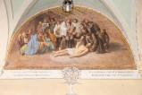 Ademollo L. (1833), Dipinto del transito di San Francesco