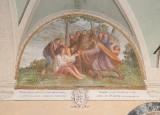 Ademollo L. (1833), Dipinto murale di San Francesco dona la vita all'annegato