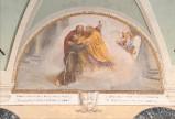 Ademollo L. (1833), Dipinto di San Francesco abbracciato da Santi Pietro e Paolo