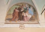 Ademollo L. (1833), Dipinto di S. Francesco precice a neonato che diverra Papa