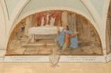Ademollo L. (1833), Dipinto murale di San Francesco