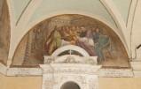Ademollo L. (1833), Dipinto murale di San Francesco rinuncia ai beni del padre
