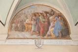 Ademollo L. (1833), Dipinto murale di San Francesco che predica in Perugia