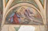 Ademollo L. (1833), Dipinto murale di Gesù nell'orto