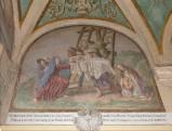 Ademollo L. (1833), Dipinto murale del Compianto sul Cristo morto