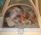 Ademollo L. (1833), Dipinto murale della Resurrezione di Gesù