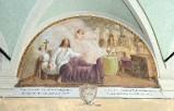 Ademollo L. (1833), Dipinto murale del sogno di San Francesco