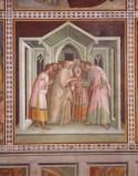 Memmi L.-Memmi F. sec. XIV, Tradimento di Giuda