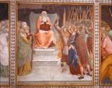 Memmi L.-Memmi F. sec. XIV, Gesù Cristo davanti a Caifa