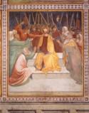Memmi L.-Memmi F. sec. XIV, Gesù Cristo coronato di spine e deriso