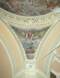 Alerii A. sec. XVII, Dipinto con Papa Alessandro V