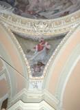 Alerii A. sec. XVII, Dipinto con Papa Sisto IV