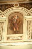 Galimberti S. sec. XX, Dipinto murale con San Vito