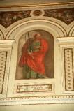 Galimberti S. sec. XX, Dipinto murale con San Paolo