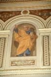 Galimberti S. sec. XX, Dipinto murale con San Pietro