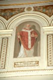 Galimberti S. sec. XX, Dipinto murale con San Nicola