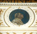 Galimberti S. sec. XX, Dipinto murale con cardinale Proculo