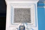 Bott. laziale (1612), Iscrizione dipinta San Felice da Nola