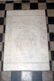Bott. laziale (1612), Lapide pavimentale Felici