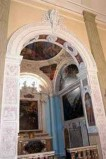 Fra Antonio da Collamato (1675), Decorazione in stucco della cappella Felici