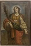 Ambito laziale sec. XVII, Santa Cecilia