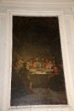 Berrettini V. sec. XIX, Dipinto con l'Ultima cena