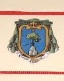 Ambito laziale sec. XX, Dipinto con stemma del vescovo Paolucci