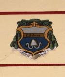 Ambito laziale sec. XX, Dipinto con stemma del vescovo Andrea II