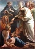 Viscardi G. sec. XVIII, Elemosina di San Tommaso da Villanova e San Nicola