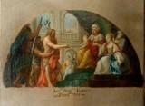Falaschi A.A. (1756), San Giovanni Battista condotto davanti ad Erode
