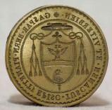 Bottega italiana sec. XIX, Sigillo del cardinale Gaspare Bernardo Pianetti 5/5