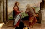 Bottega italiana (1605), Storie di San Tommaso 1/5