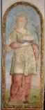 Bottega italiana sec. XVII, Sant'Agata