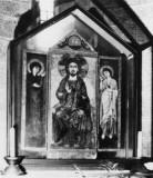 Ambito laziale sec. XIII, Madonna