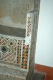 Ambito romano sec. XIII, Montante destro di cattedra