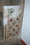 Ambito romano sec. XIII, Lastra destra di cattedra