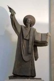 Nagni F. (1960), Statua di S. Marco evangelista