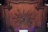 Bott. laziale sec. XVIII, Soffitto del ciborio dell'altare maggiore