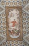 Ambito italiano (1816), Dipinto murale di San Lorenzo in gloria