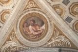 Ambito italiano (1816), Dipinto murale di San Matteo Evangelista