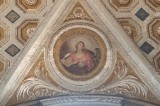 Ambito italiano (1816), Dipinto murale di San Giovanni Evangelista
